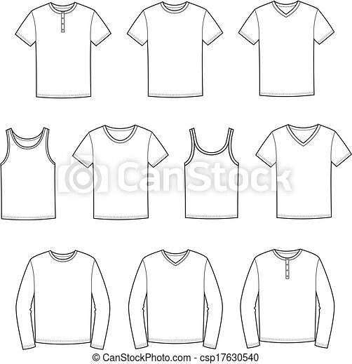 comment dessiner des t-shirt