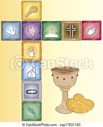 religion card - csp17631163