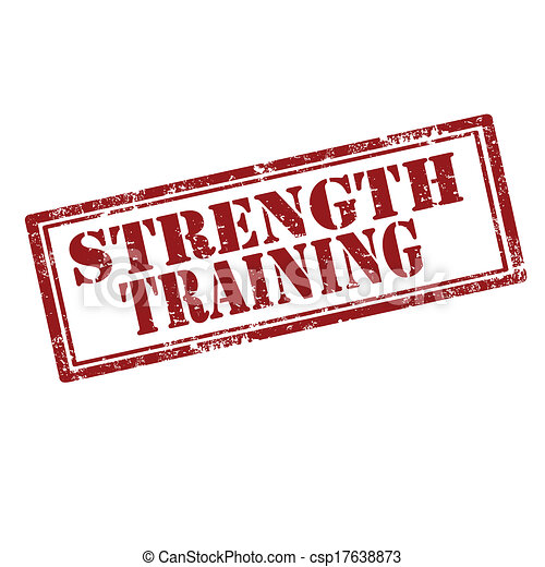 Strength Training Clip Art strength training vector clip art ...