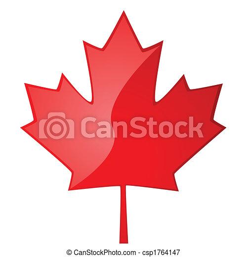 Maple leaf - csp1764147