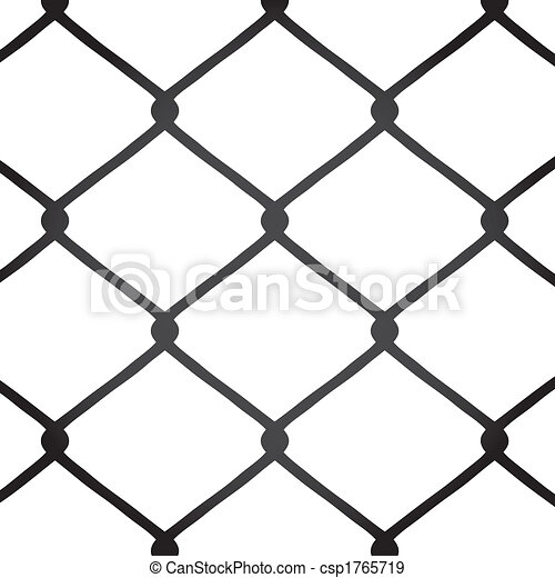 Chain Link Fence - csp1765719