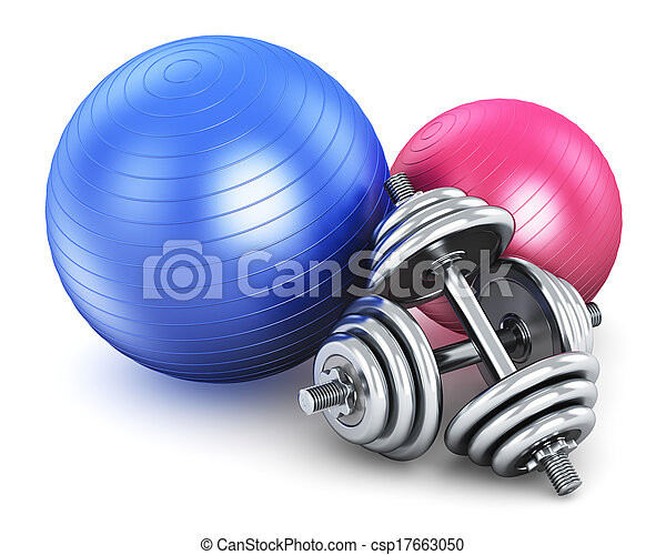 Fitness and sports equipment - csp17663050