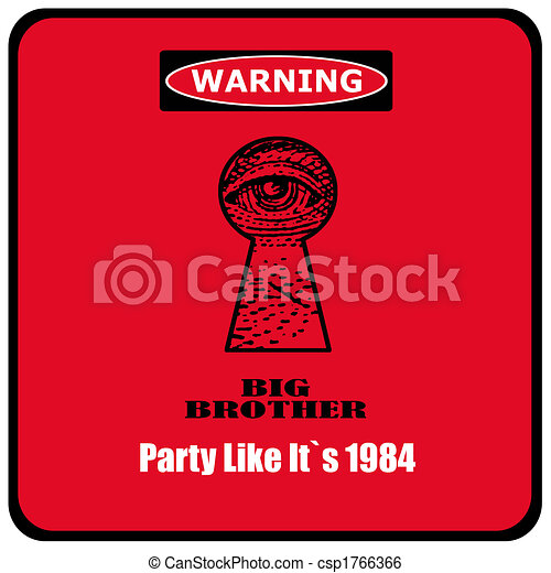 big brother party - csp1766366