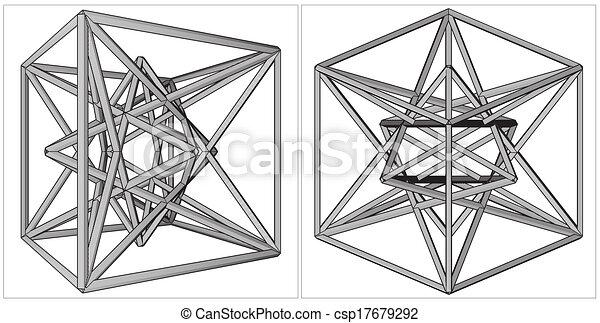 金字塔几何图片大全
