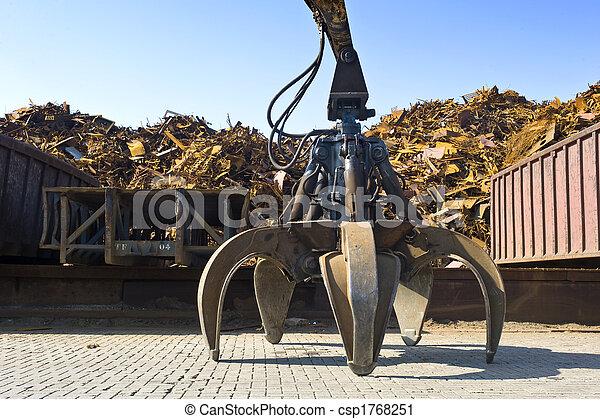 Scrap Heap Claw - csp1768251