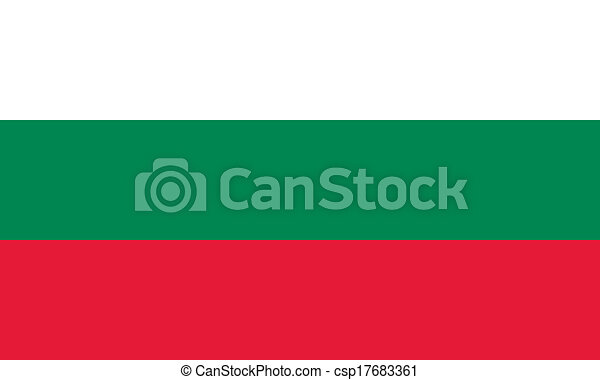 Bulgaria flag - csp17683361