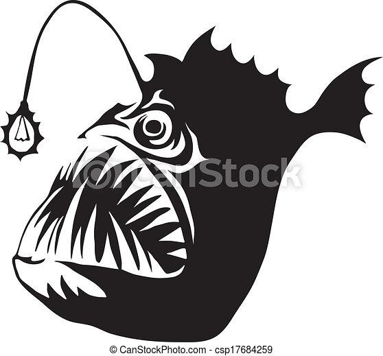 Angler Fish - Angler f...