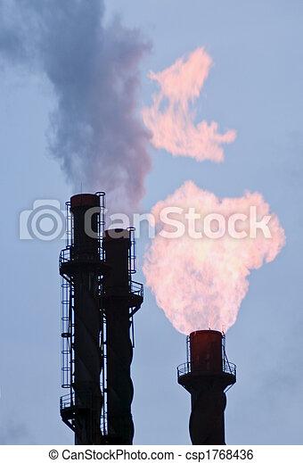 Industrial Inferno - csp1768436