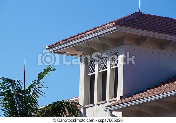 floridian architecture - csp17685020