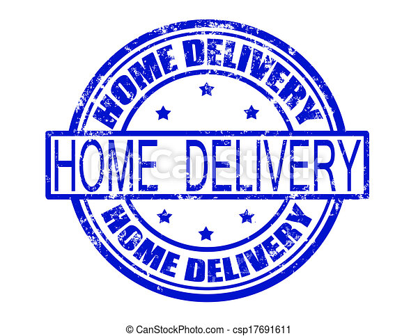Home delivery - csp17691611