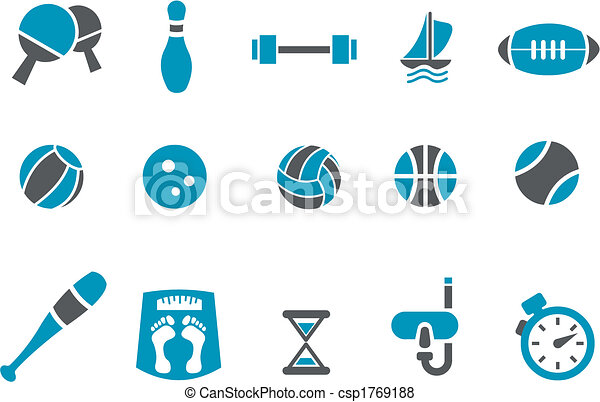 Sport Icon Set - csp1769188