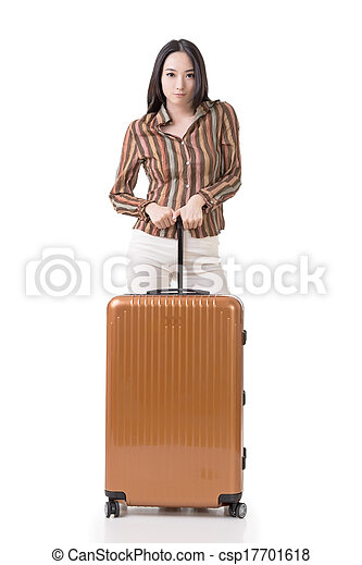 woman travel - csp17701618