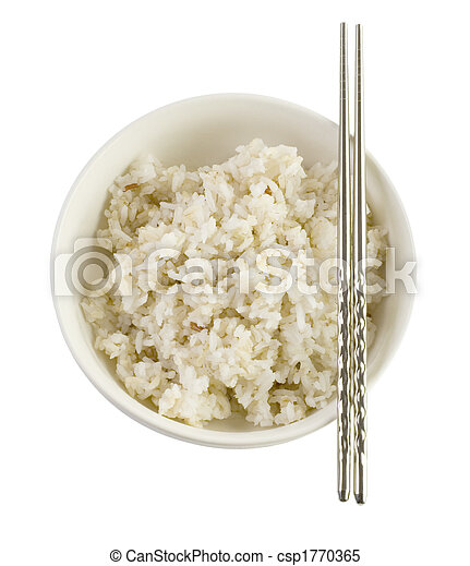 cooked brown rice - csp1770365