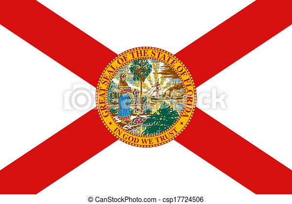 Florida Flag - csp17724506