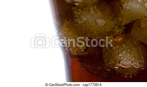 cold coke drink - csp1773814