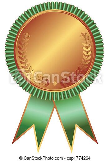 Bronze medal - csp1774264