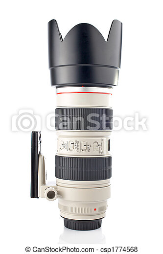 Telephoto zoom - csp1774568