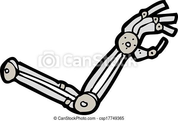 Free Clipart Robot Arm