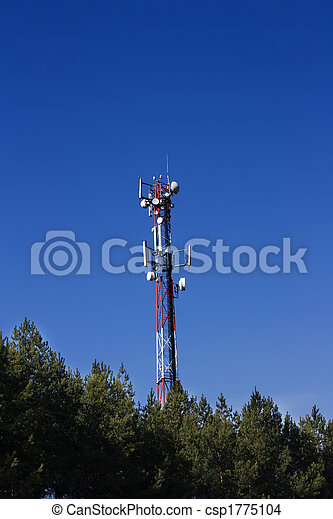cellular tower - csp1775104