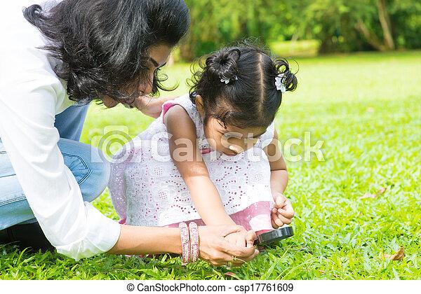 Outdoor education. - csp17761609