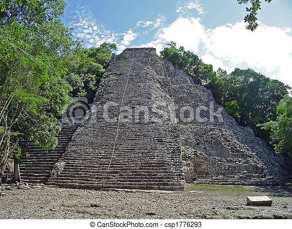 coba pyramid - csp1776293