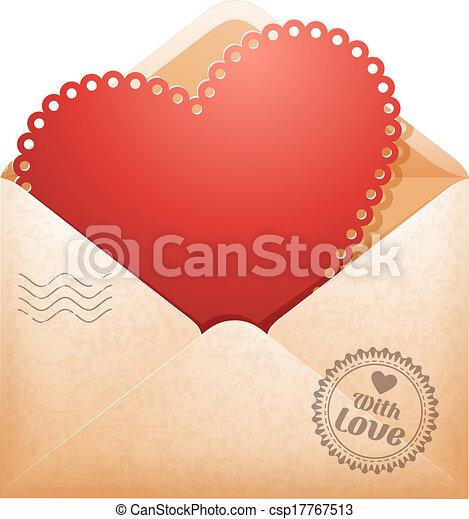 Congratulation on Valentine's Day - csp17767513