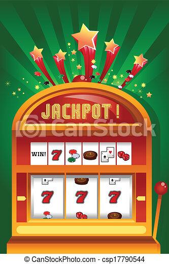 Casino gambling design - csp17790544