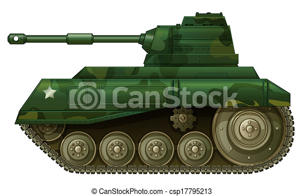 vector clip art of a military tank illustration of a army tank images clipart army tank images clipart