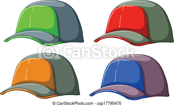Baseball caps - csp17795470