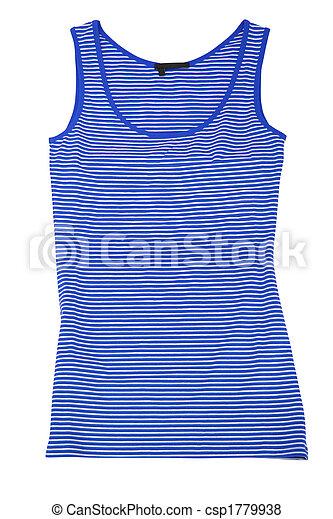 sleeveless sports shirt - csp1779938