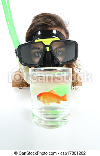 Fische frau für sich gewinnen