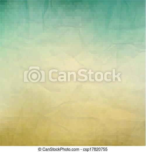 Retro Paper Texture - csp17820755