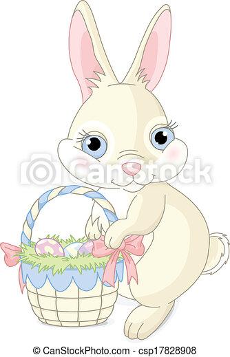 Easter Bunny - csp17828908