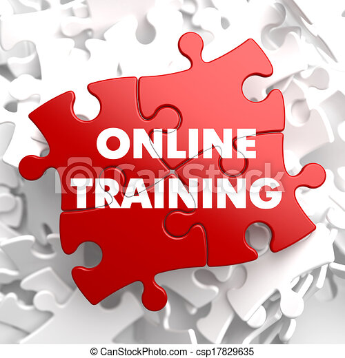 Online Training on Red Puzzle. - csp17829635