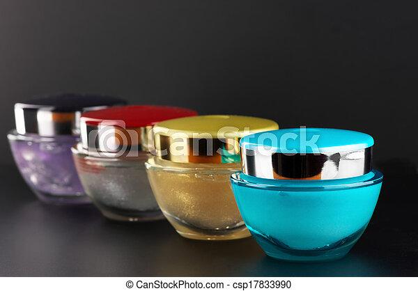 Cosmetic creams - csp17833990