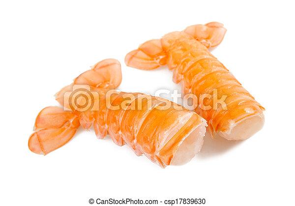 prawn tails - csp17839630