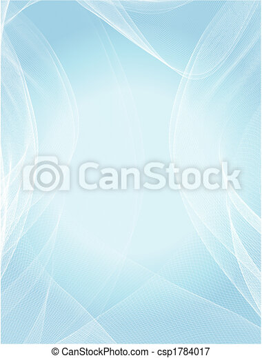 Background with abstract smooth lines - csp1784017