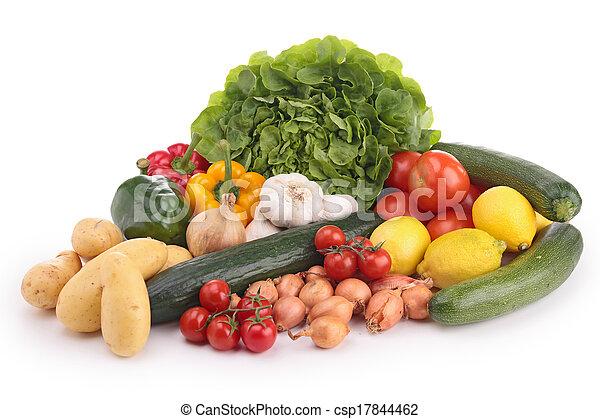 grönsaken - csp17844462