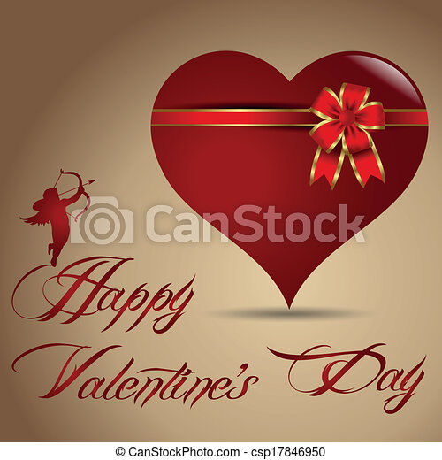 happy valentine's day - csp17846950