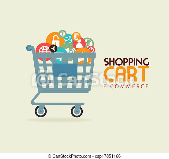ecommerce design - csp17851166