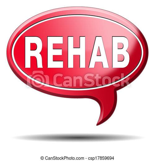 rehabilitation - csp17859694