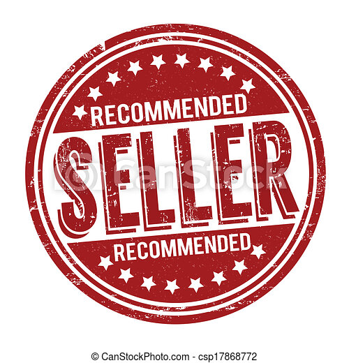 Recommended seller stamp - Recommendation Stamp