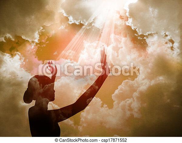 Praise The Lord                     - csp17871552