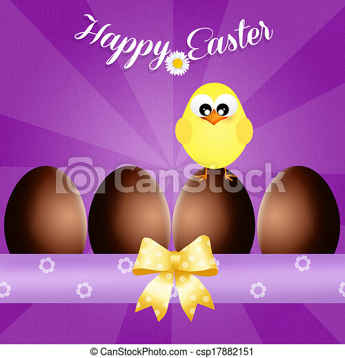 Happy Easter - csp17882151