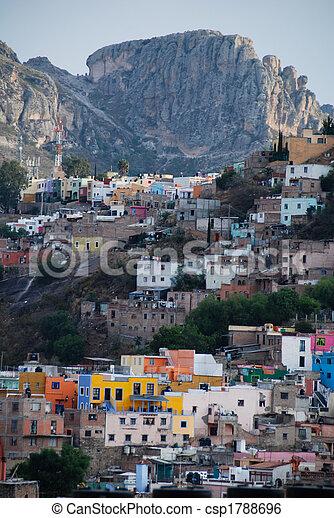 Guanajuato, Mexico. - csp1788696