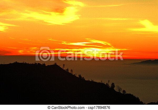sunrise - csp17894876