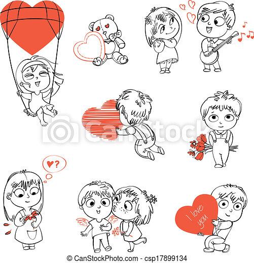Valentine's Day - csp17899134