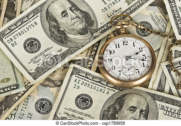 Time Value of Money - csp1789958