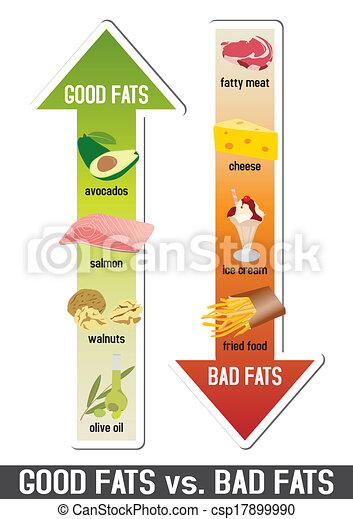 Is Saturated Fat Foods Good