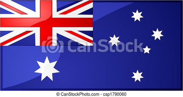 Australian flag - csp1790060